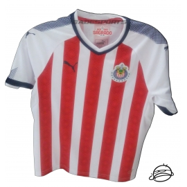 Jersey Chivas Local 17/18